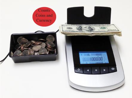 Cis 115 Money Counter Scale