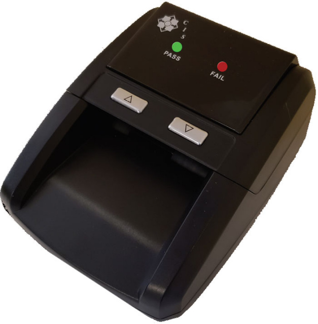 CIS 143 New Counterfeit Detector